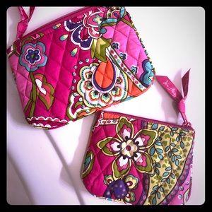 Vera Bradley Cosmetic Bags 💓
